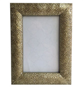 Golden Photo Frame Chloe