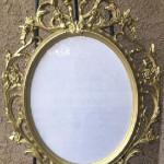 Golder Photo Frame Baroque