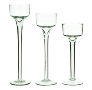 Long Stem Candleholders