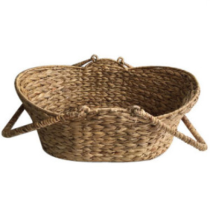 Wicker Basket natural color
