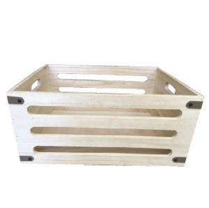 Wooden Crate box size